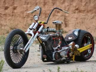 Ramera, la moto de Ferry Clot