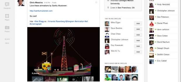 Google rediseña su red social