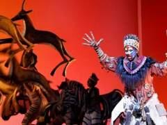 El musical 'El Rey León' inicia su sexta temporada