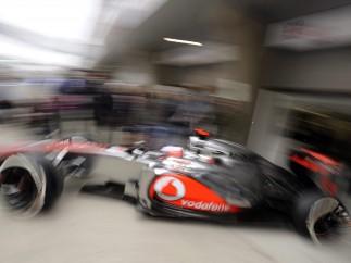 Gran Premio de China de F1