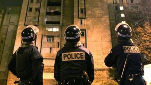 Disturbios en Essonne