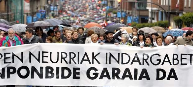 Protesta contra la doctrina Parot