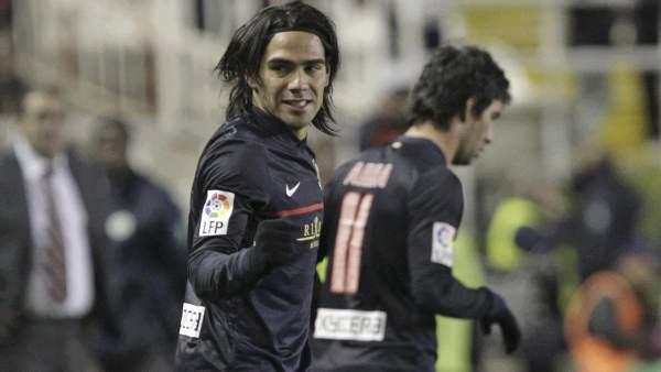 Radamel Falca- Atlético de Madrid