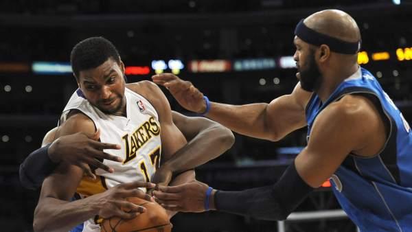 Dallas - Lakers