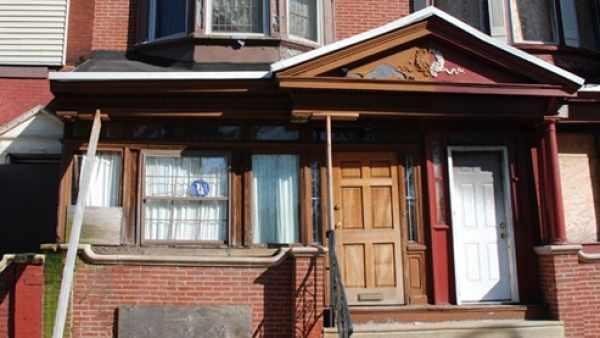 La casa de John Coltrane en Filadelfia
