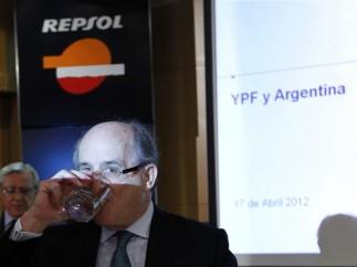 Tensión hispano-argentina por Repsol YPF