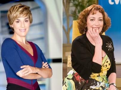 Carmen Maura y Anabel Alsono
