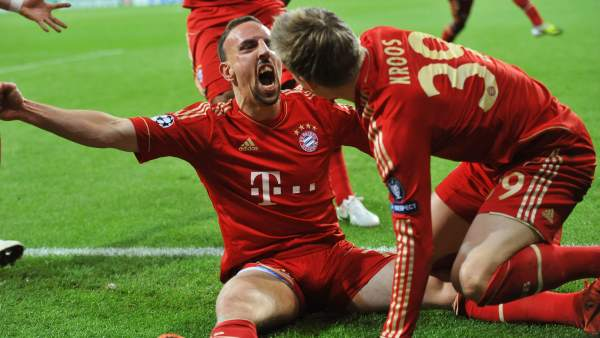 Gol de Ribery