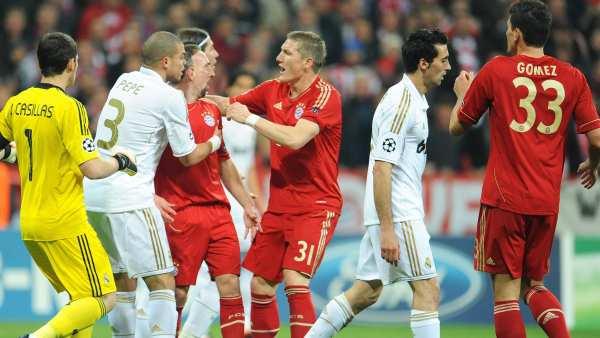 Bayern - Real Madrid