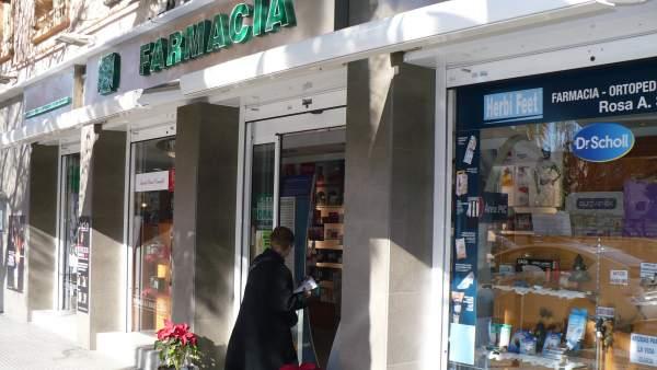El 70 % de las farmacias de Barcelona se endeudan por problemas de ... 7d3889c32be