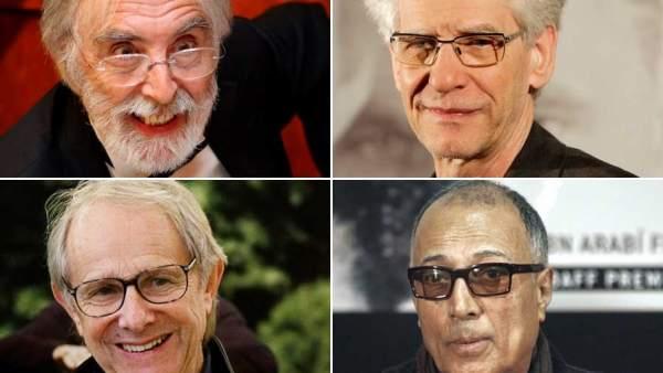 Nominados en Cannes