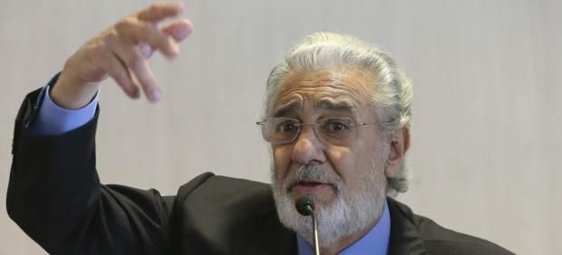 Plácido Domingo reclama una solución para evitar que haya una huelga en el Teatro Real