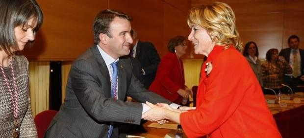 Jes�s Moreno (PP), alcalde de Tres Cantos