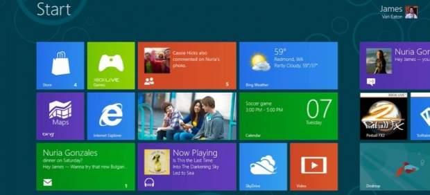 Microsoft presenta una cuarta versión de Windows 8