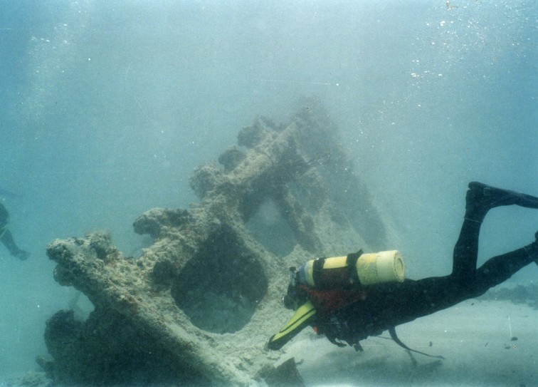 El 'Titanic' español permanece en el olvido