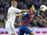 Thiago y Benzema