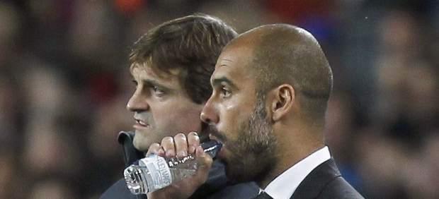 Guardiola y Vilanova
