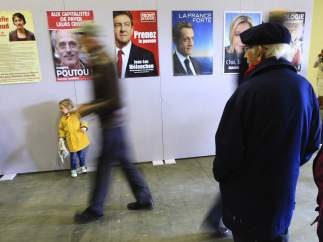 Votación en Bélgica