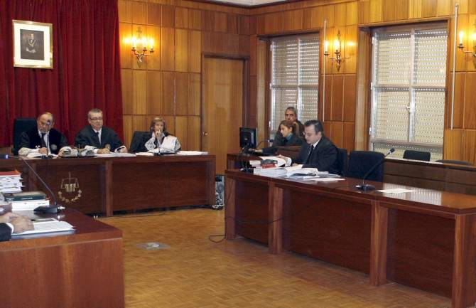 El Atasco De Los Juzgados Retrasa Los Procesos Contra La