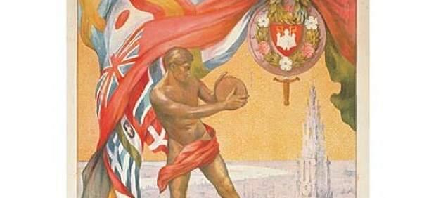 Logo de Amberes 1920