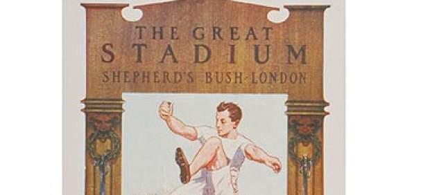Logo de Londres 1908