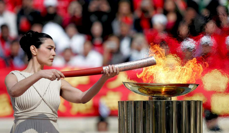 atenas y el inicio de los juegos olmpicos modernos