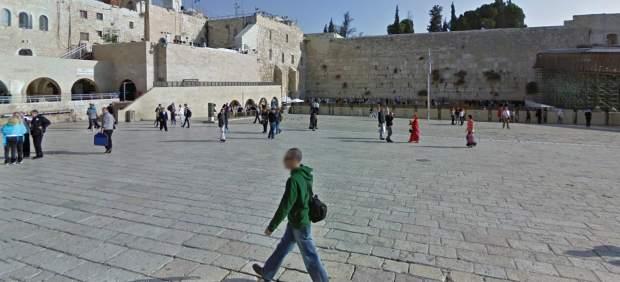Israel permite a Street View fotografiar Jerusalén