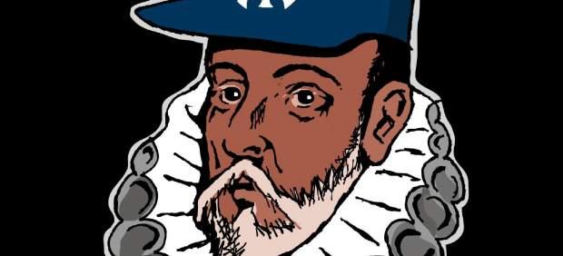 Ilustraci�n de 'Don Quijote de La Mancha'