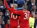 Robben y Schweinsteiger