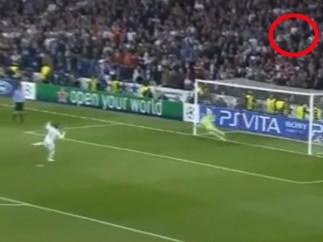 Ramos falla el penalti