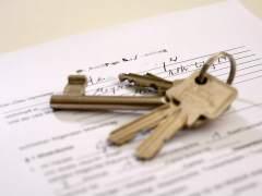 La cuota hipotecaria es la más pequeña desde 2002