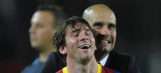 Con Messi