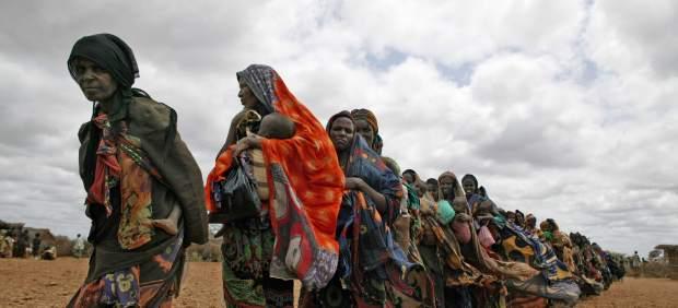 Mujeres en Somalia