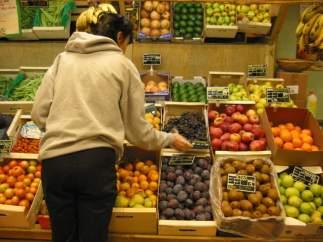 Alimentos y alergia
