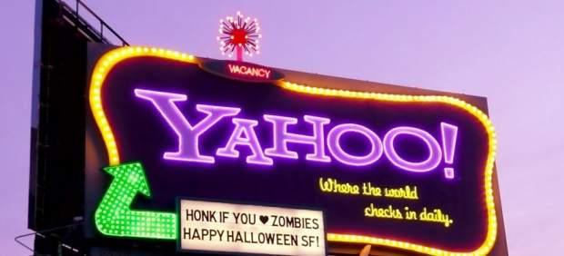 Yahoo intensifica su 'guerra' contra Facebook antes de que salga a Bolsa