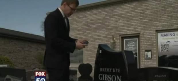Una empresa de EE UU empieza a fabricar tumbas interactivas con código QR
