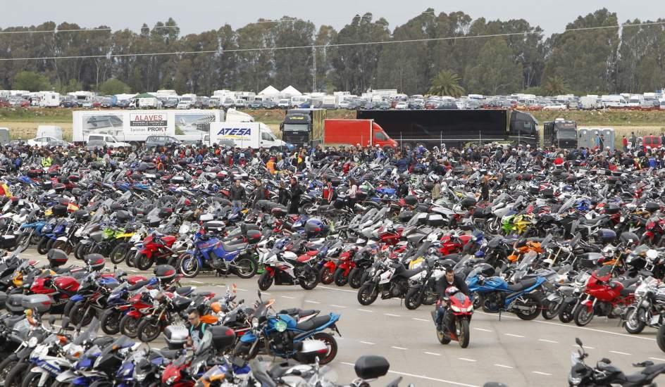 Circuito Jerez : Comienzan los preparativos del gran premio en el circuito