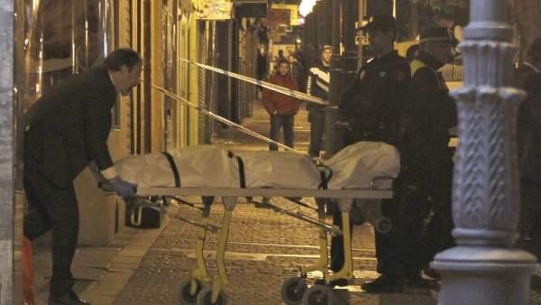 Menor fallecido en Vallecas