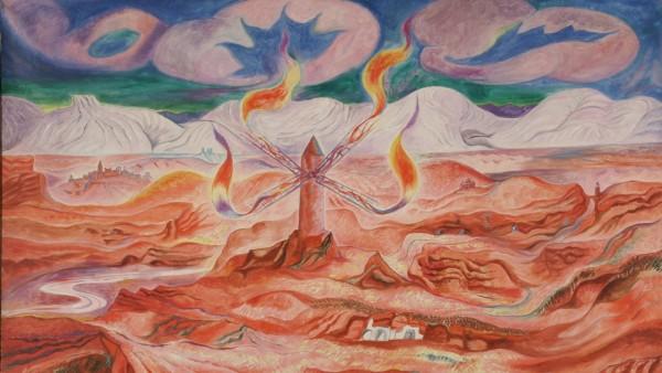 'Sierra aragonaise', 1935-1936