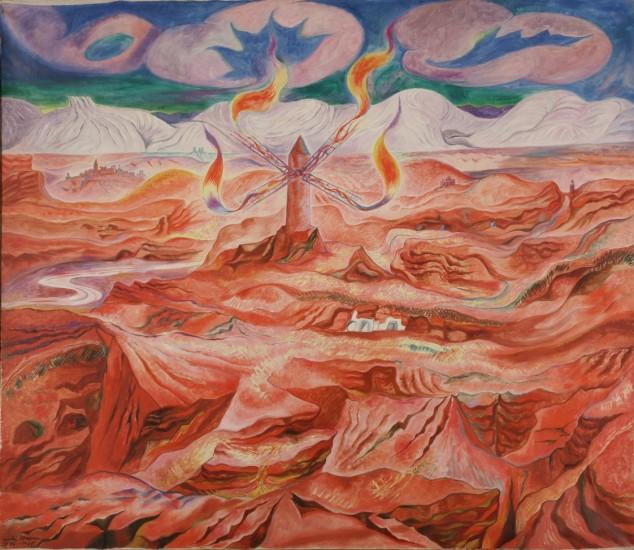 Foto: \'Sierra aragonaise\', 1935-1936 | Un surrealista enamorado de ...