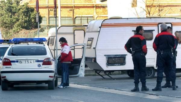 Detenido un militar por enseñar los genitales y proferir gritos a favor de Franco en San Sebastián