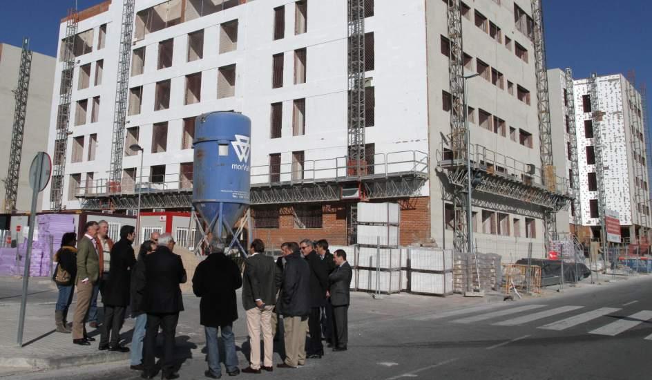 La subasta de 22 promociones del ivima de madrid al sector for Subastas de pisos en madrid