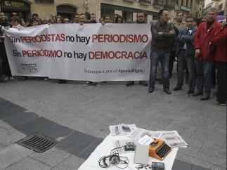'Sin periodismo, no hay democracia'