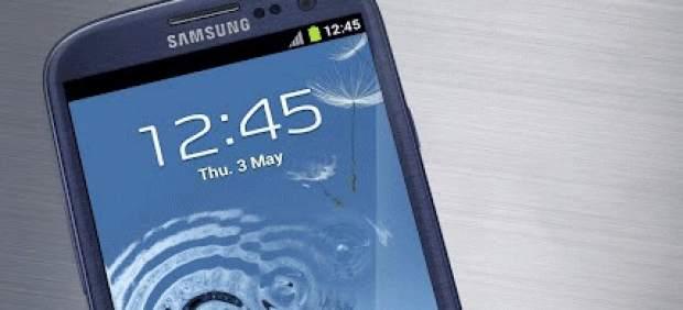 El Samsung Galaxy S III, gran rival del iPhone, llega a España