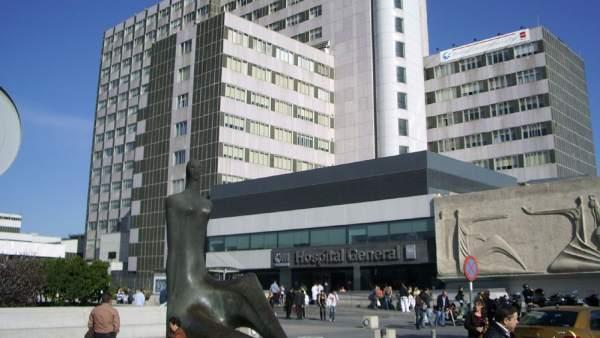 Hospital Universitario La Paz de Madrid
