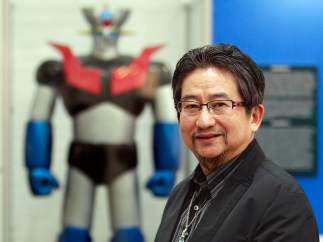 "Go Nagai: ""Inventé a Mazinger para ayudar a los niños a sobrellevar la vida"""