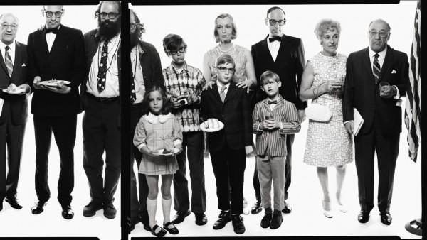 'Allen Ginsberg's family', New Jersey