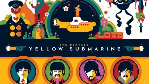 'Yellow Submarine'