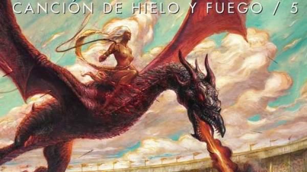 Danza de dragones\', el quinto libro de la saga \'Juego de tronos ...