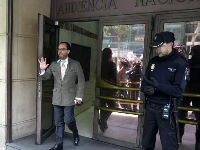 'El Bigotes' declara por el caso G�rtel